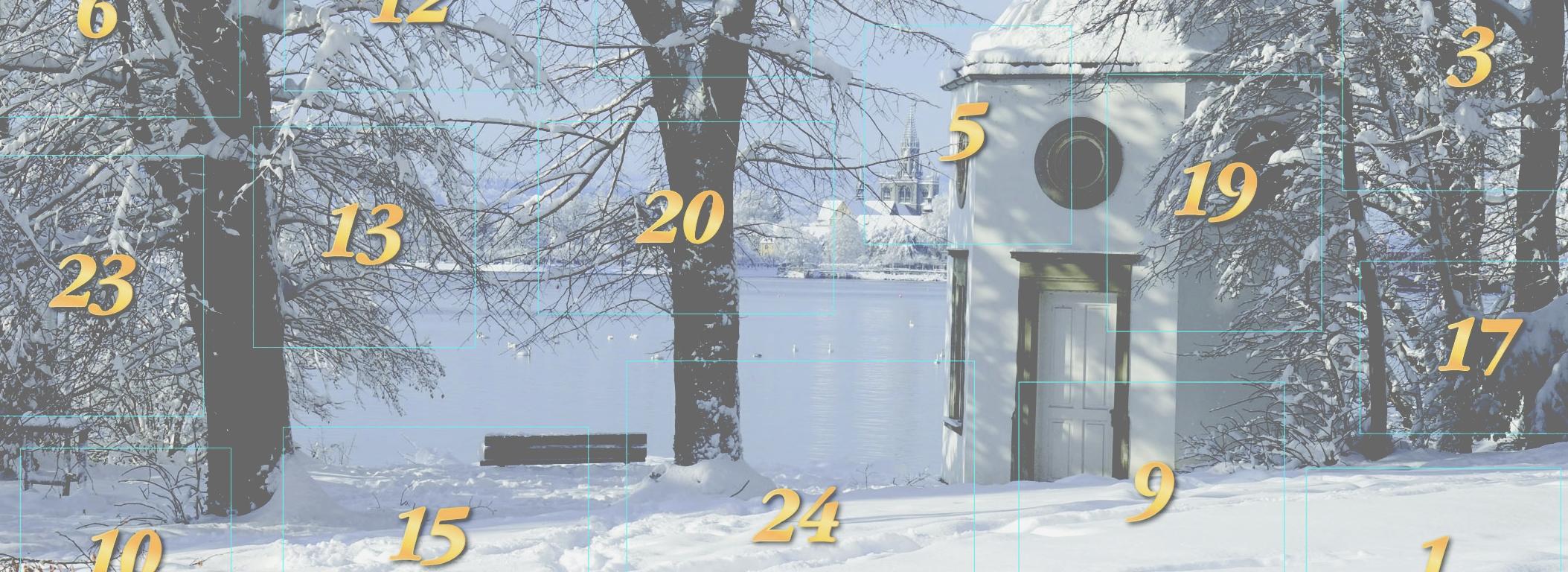Konstanzer Adventskalender 2021 Unsere 20. Ausgabe - das Jubiläum!